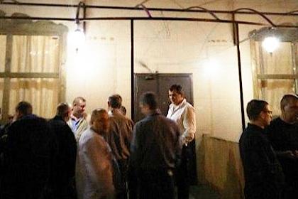 В ресторане Ростова корпоратив закончился массовой дракой. Ее разнимали полиция и Росгвардия