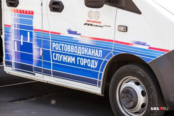 АО «Ростовводоканал» будет проводить работы по подключению новых сетей к водопроводу