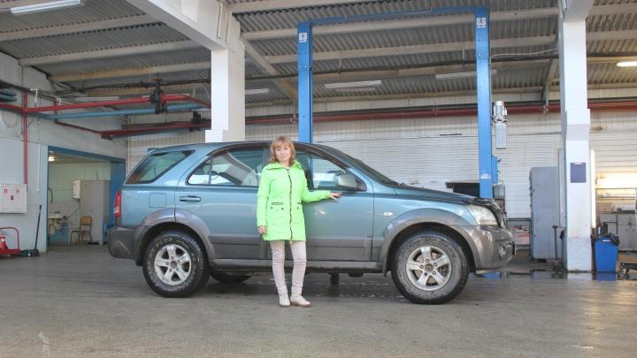 Погода в Омске испортится уже в среду, пора готовить машину к зиме