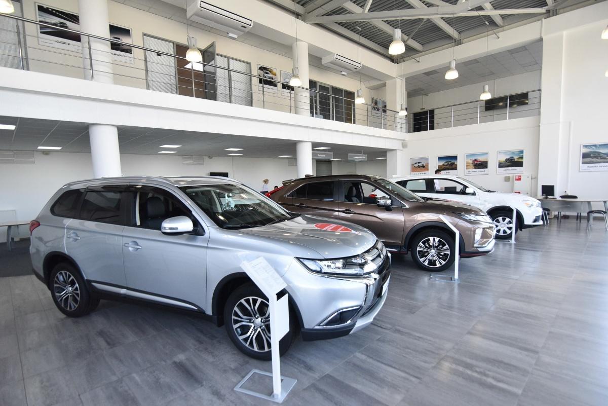 c3096f686812 В Екатеринбург зашел новый дилер Mitsubishi — УТЦ  «Теперь купить ...