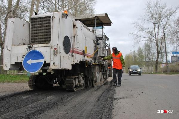 Всего муниципальные образования должны получить 160 миллионов рублей на дорожные ремонты в этом году