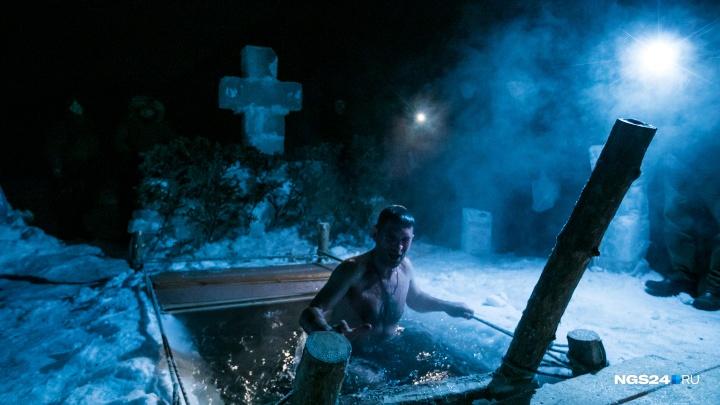 Воду у храма в Солонцах признали непригодной для крещенских купаний