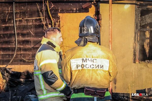 В обоих случаях спасателям удалось быстро справиться с пламенем