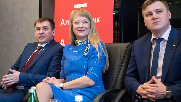 Альфа-Банк в Красноярске работает по принципу: дать клиенту все, что он хочет
