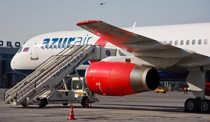 Авиакомпания AZUR airобъяснила причины происшествия с самолётом Новосибирск — Анталья