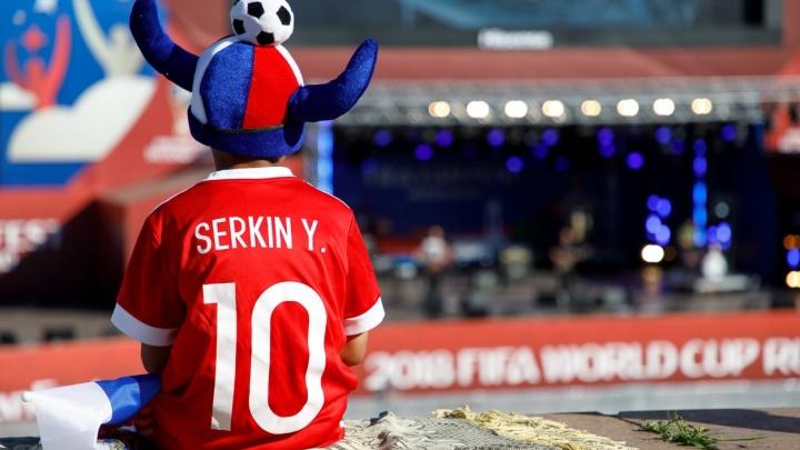 Под градусом футбола: смотрим лучшие фотографии футбольного Волгограда