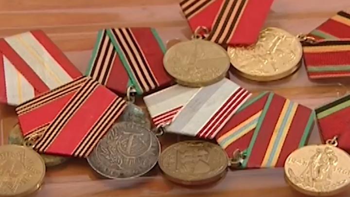 В Башкирии воры украли у 93-летней бабушки пять медалей
