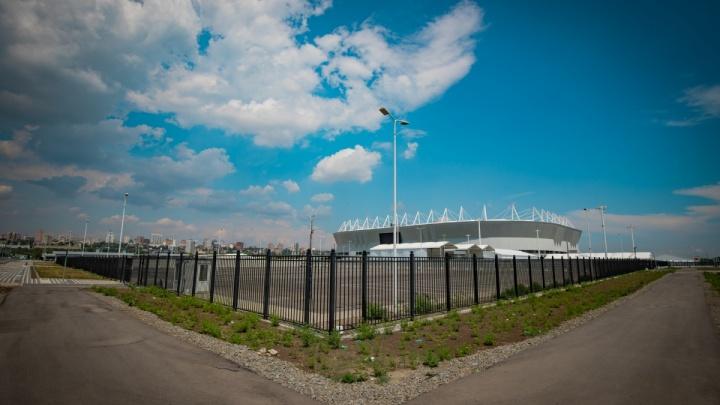 В день матча ФК «Ростов» — «Енисей» в донской столице ограничат движение транспорта