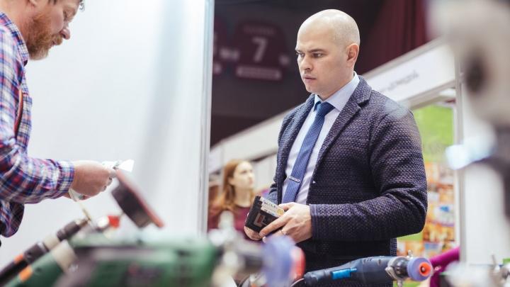 Строительный сезон открыт: «УралСтройЭкспо-2019» соберет ведущие компании России и зарубежья