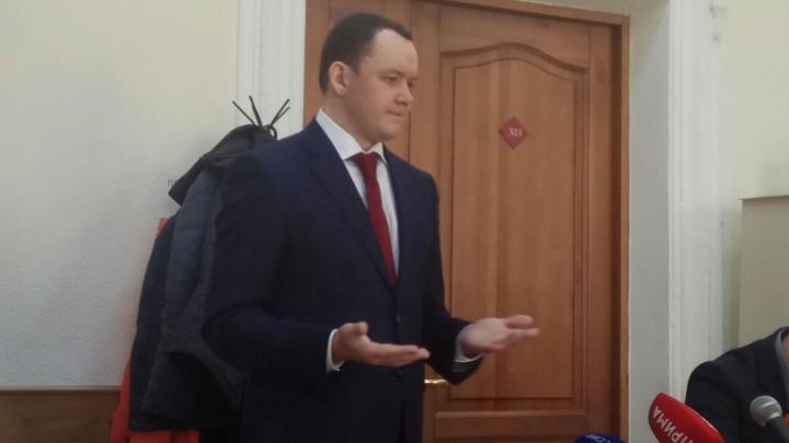 «У меня не было цели личного обогащения»: последнее слово депутата Аркадия Волкова