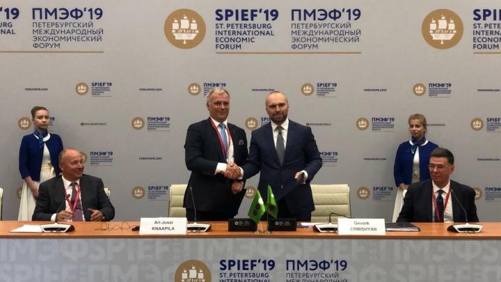 МегаФон и Cinia Oy объявили о создании оптоволоконного маршрута между Европой и Азией