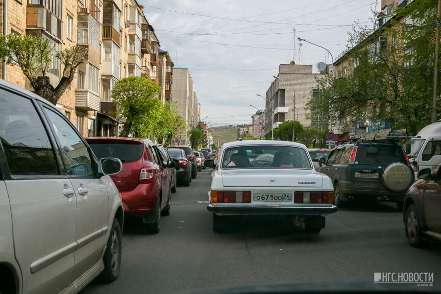 Навыходных вКрасноярске масштабно перекроют центр