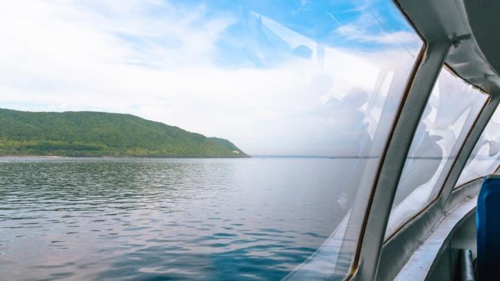 В Самаре изменили речное расписание судов до Зольного