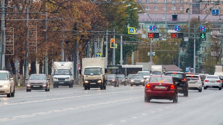 Стало известно, какие еще улицы в Самаре подключат к АСУДД