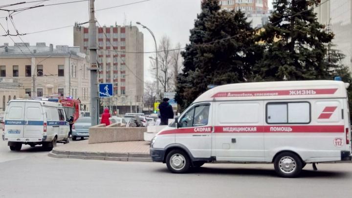 В Ростове эвакуировали здание Пролетарского суда
