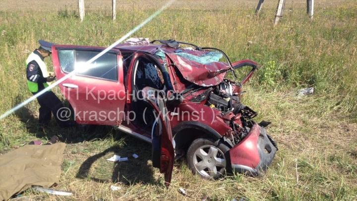 «Вольво» выехал на встречку и погубил пассажирку случайного авто у Элиты