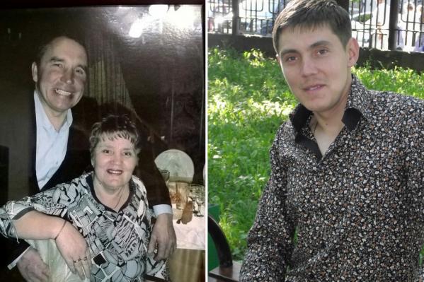 Вера и Николай Кетовы погибли в субботу. Владимир разбился вчера