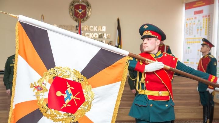 Новому командующему Второй Гвардейской армией вручили личный штандарт