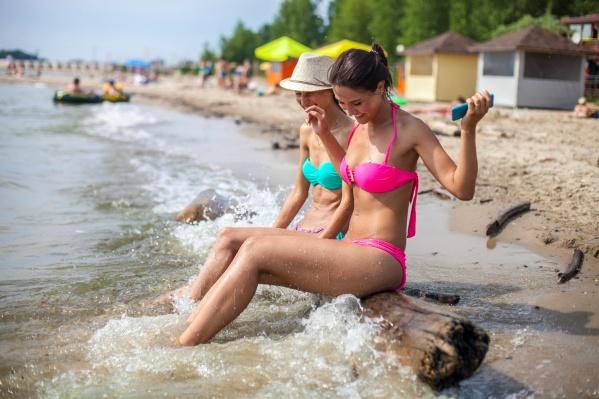 Синоптики обещают в Сибири аномальную жару в июле