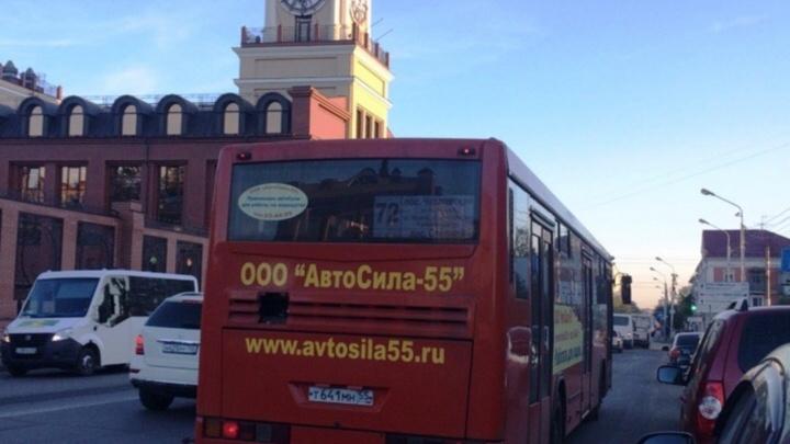 «Автосила-55» выплатила полмиллиона дочери женщины, которую насмерть сбил водитель автобуса