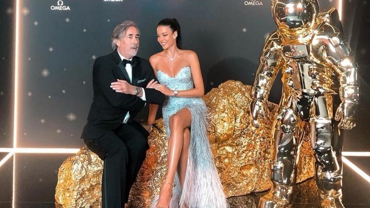София Никитчук поужинала с Джорджем Клуни в честь 50-летия высадки «Аполлона 11» на Луну