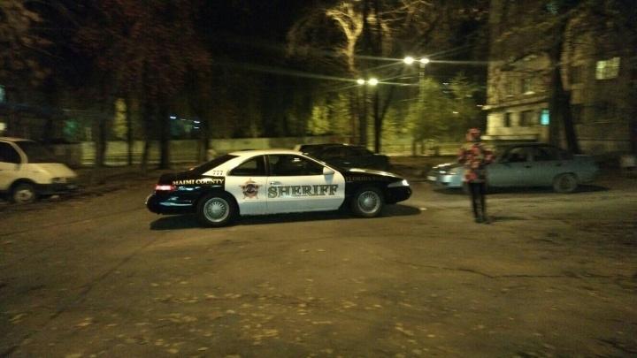 «Я влюбилась с первого взгляда»: по Самаре колесит автомобиль шерифа