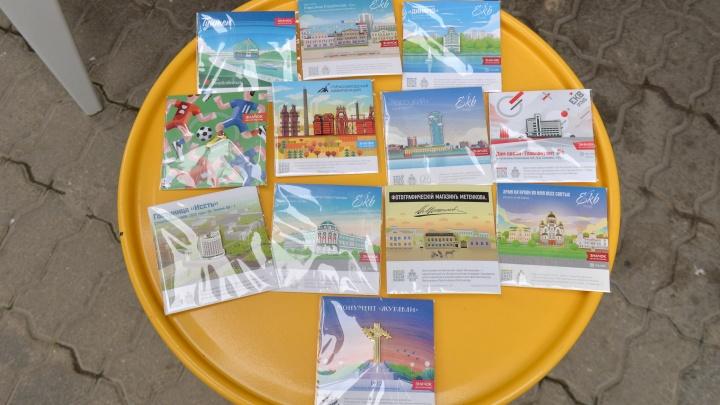 Нагрудный бизнес: автор значков с Белой башней рассказал, сколько зарабатывает на любви к городу