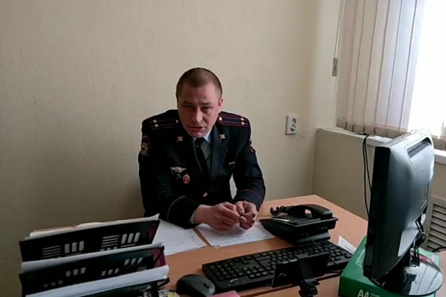 Трансляцию общения сотрудника полиции вели в социальных сетях