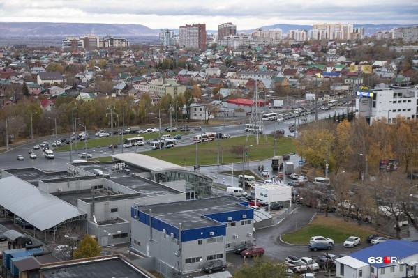 В ближайшие годы улицу Авроры собираются продлить от Московского шоссе до Ново-Садовой
