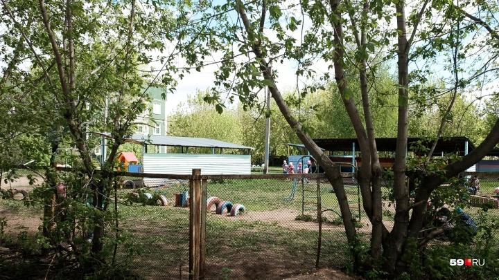 Из детского сада в Перми сбежали два ребенка