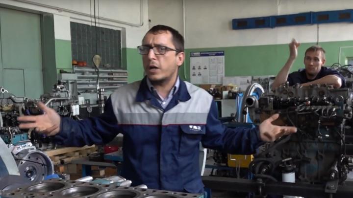«Унизительный ролик»: известный блогер Илья Варламов раскритиковал клип работников ЯМЗ