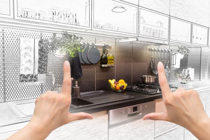 Без лишних движений: как сделать кухню удобнее