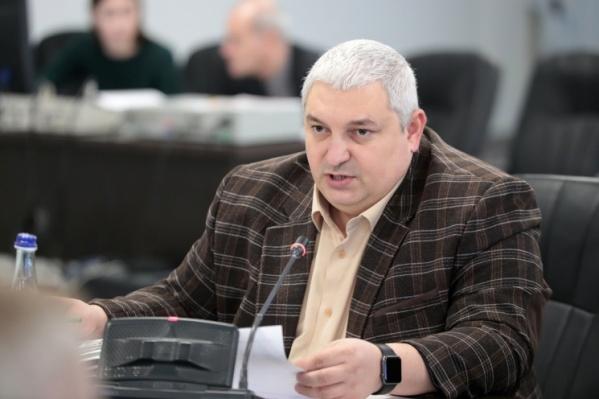 Николай Безуглов вышел из-под домашнего ареста