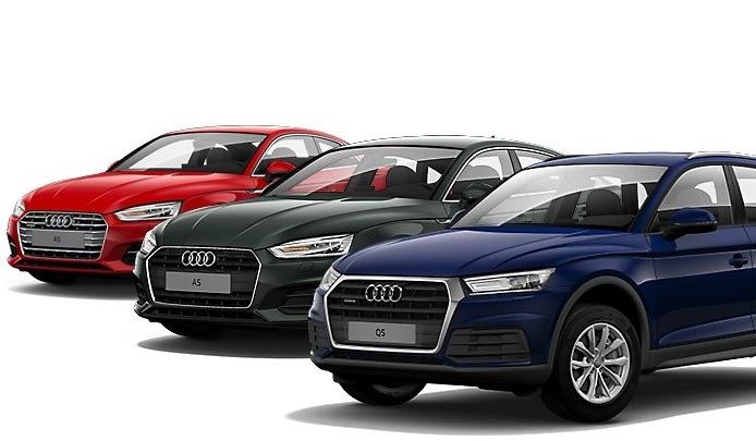 Магия числа пять: на новинки Audi Q5 и Audi A5 в мае объявили пленительные цены