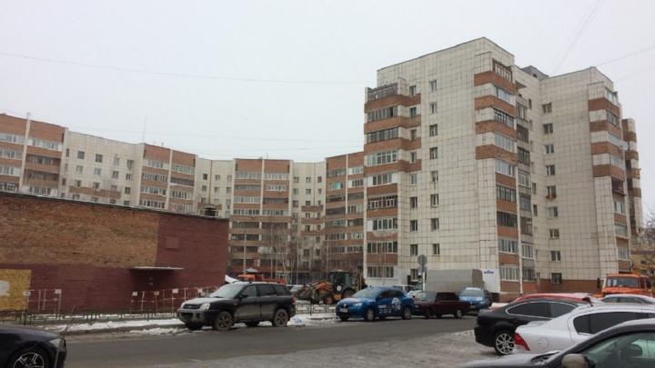 В микрорайоне МЖК без тепла остались 60 многоквартирников