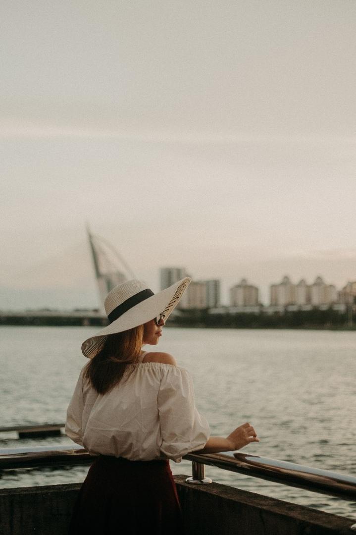 Кристине Куала-Лумпур нравится тем, что в нем очень чисто
