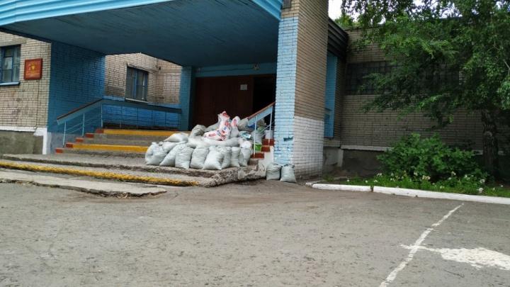 В Кургане школы отремонтировали после вмешательства судебных приставов