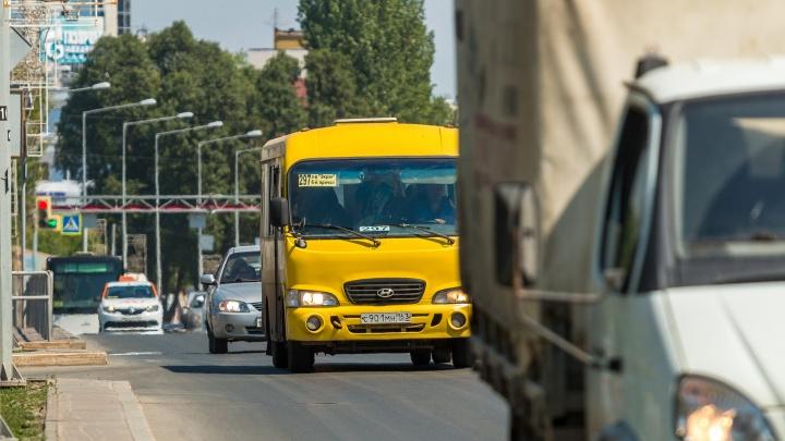 Владельцы самарских маршруток объяснили, почему решили поднять стоимость проезда