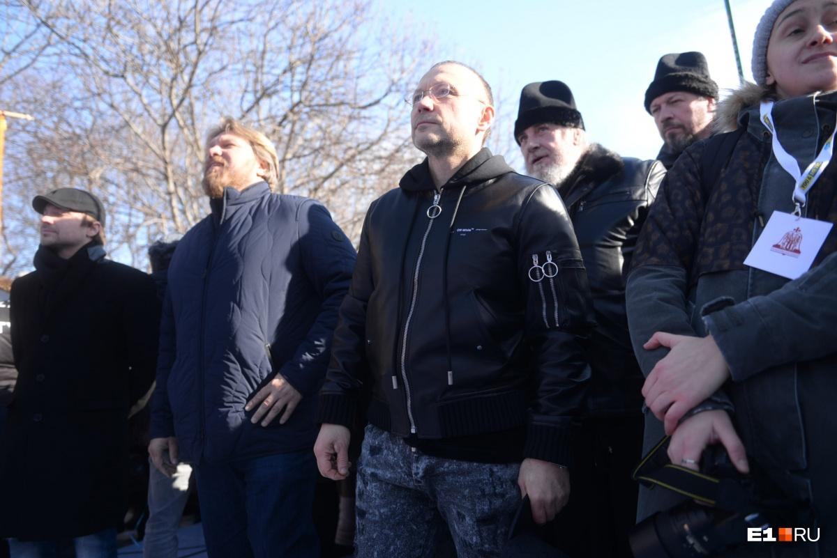 Глава РМК Игорь Алтушкин
