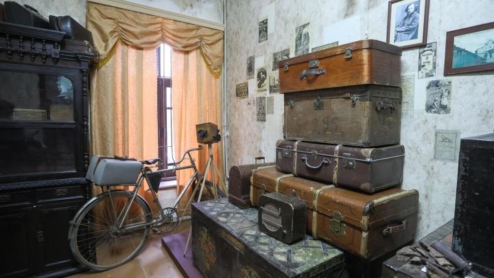 «Дама сдавала в багаж: диван, чемодан, саквояж»: волгоградцам покажут путешественников из прошлого