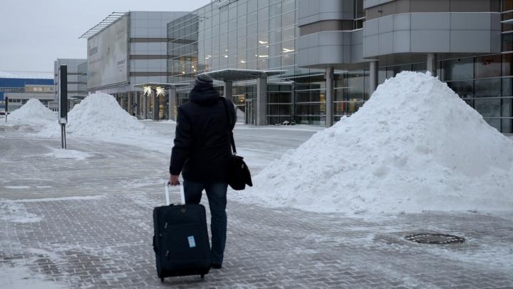 После взрыва в питерском метро в аэропорту Кольцово и на вокзале Екатеринбурга усилили меры безопасности