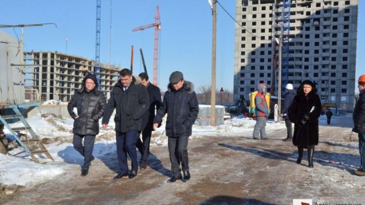 «План спасения»: мэр встретился с уфимскими дольщиками