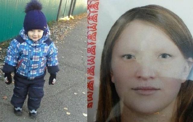 В Башкирии бесследно исчезла молодая мама с ребенком