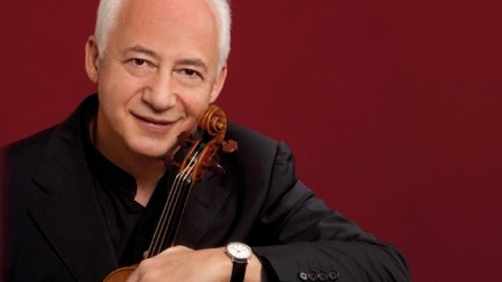Эксклюзивно для Челябинска: маэстро Спиваков солирует на уникальной скрипке Антонио Страдивари