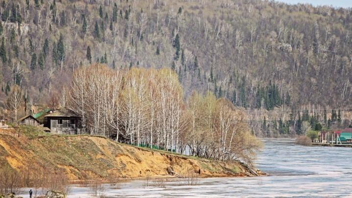 В Башкирии на берегу Павловского водохранилища снесут самовольные постройки