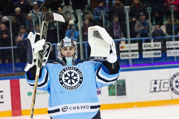 Хоккей: «Сибирь» на выезде выиграла у минского «Динамо» первый контрольный матч