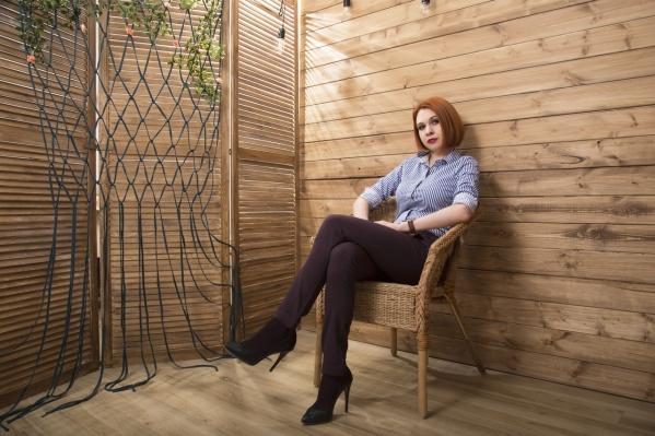 Ольга сочетает заботу о семье и детях с работой