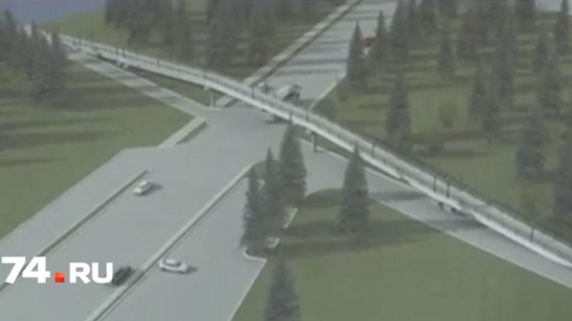 Проект моста представили ещё в 2013 году