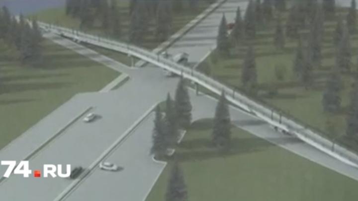 Власти Челябинска вернутся к идее строительства моста в лесопарковой зоне