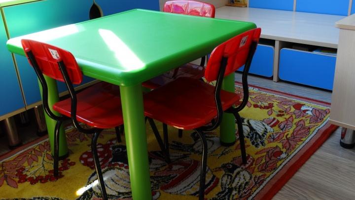 В детском саду Каменска-Уральского дети напились растворителя для краски